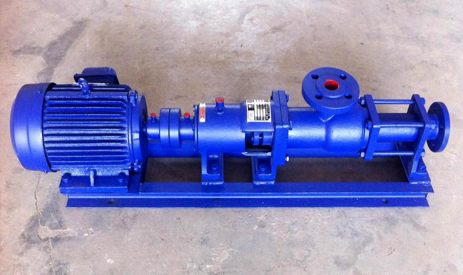 螺杆泵图片