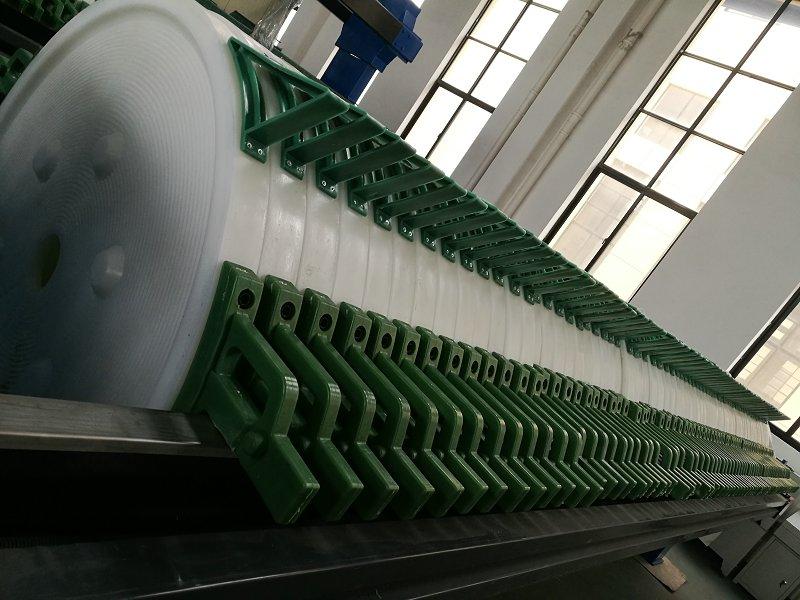 高压圆板压滤机图片