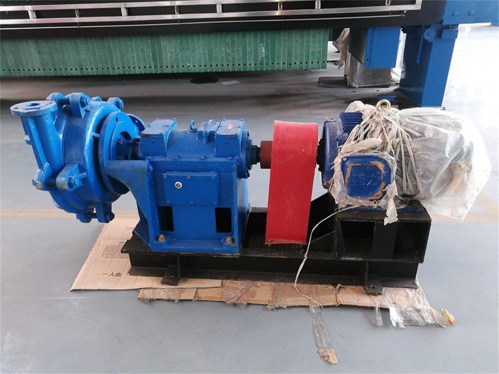 压滤机专用泵图片